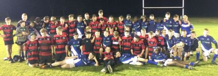 1st 2nd yrs v Tullamore RFC 4.12.17
